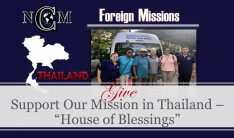 Give to Missions