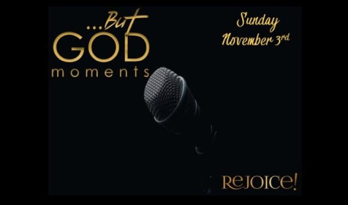 But God Moments