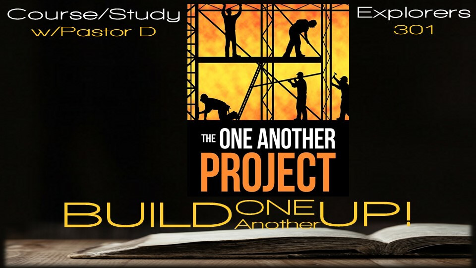 The One Another Project: Building Up One Another