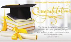 Congrats to our 2020 Graduates!!!