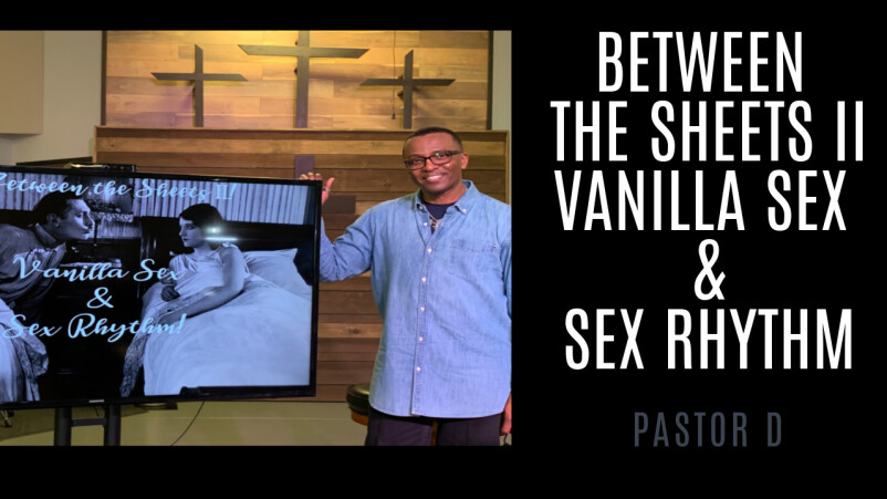 Family Series Bible Cross Words Married On Purpose Between the SHEETS II Sexual Rhythm Week IV